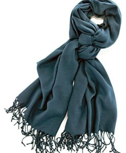 La-Purse-Pashmina-Shawl-Scarf-Warm-Extremely-Soft-Size-79-L-X-29-Blue-Wing-Teal-0