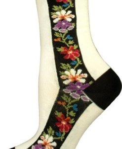 Ozone-Womens-Nordic-Stripe-Socks-0