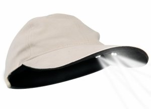 Pup-PowerCap-Mens-100-Cotton-Twill-Stone-LED-Lighted-Cap-0