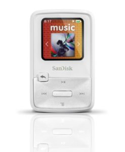 SanDisk-Sansa-Clip-Zip-4GB-MP3-Player-White-With-Full-Color-Display-MicroSDHC-Card-Slot-and-Stopwatch-SDMX22-004G-A57W-0